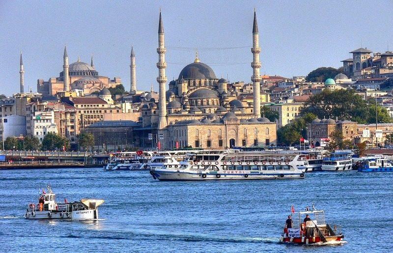 В Турцию с рублями